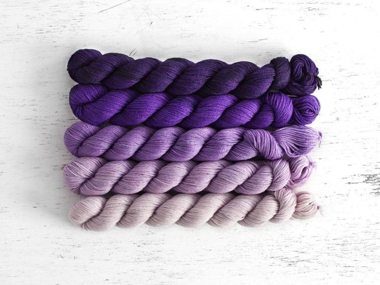 Artyarns Exclusive Milano Fade Yarn Gradient Pack