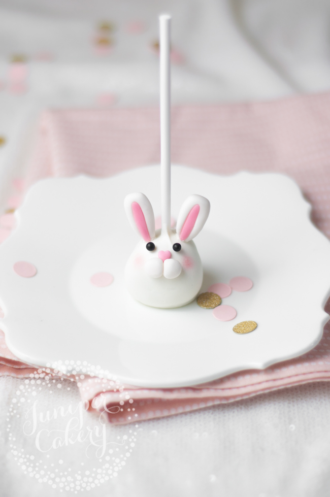 Easter cake pops tutorial