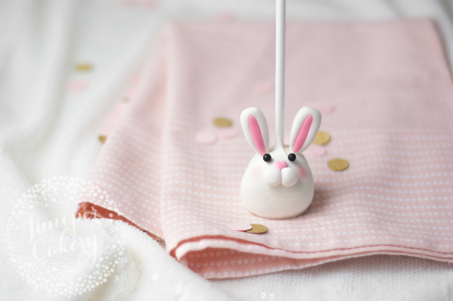 How to make cute Easter cake pops
