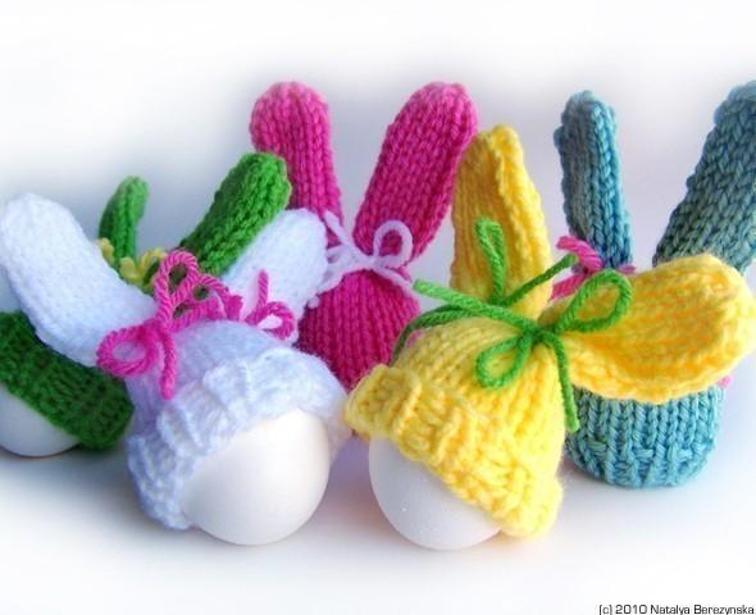 Easter Egg Cozy Knitting Pattern