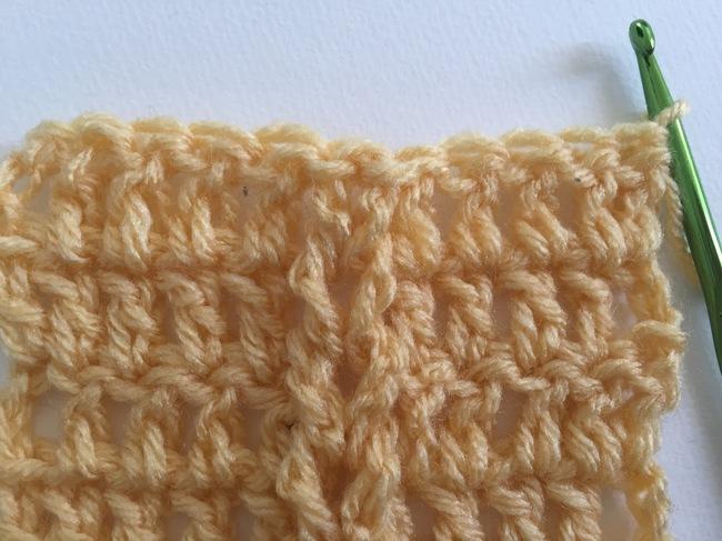jacob's ladder crochet