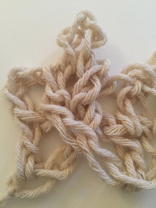 jacobs ladder crochet