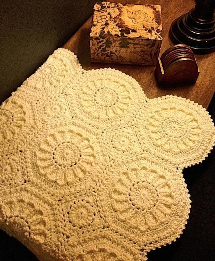 jaygo crochet afghan pattern