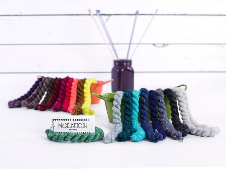 Madeline Tosh Unicorn Tails Yarn