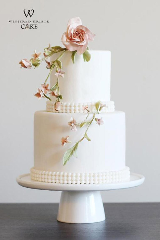 How to prepare for wedding cake season