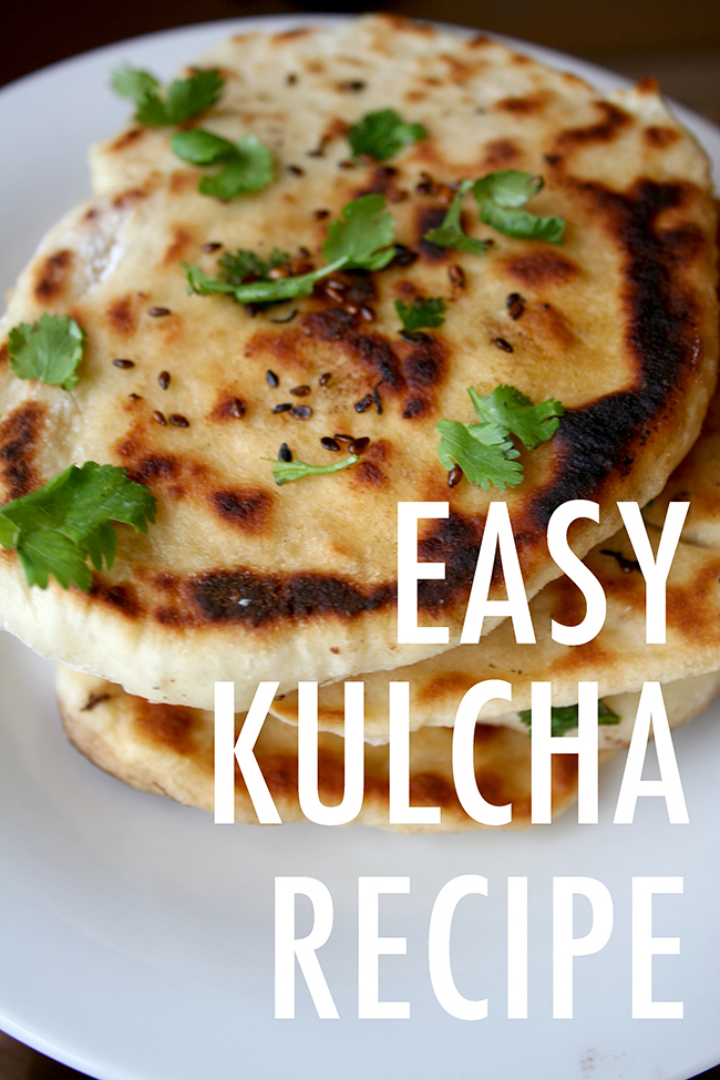 Easy Kulcha Recipe