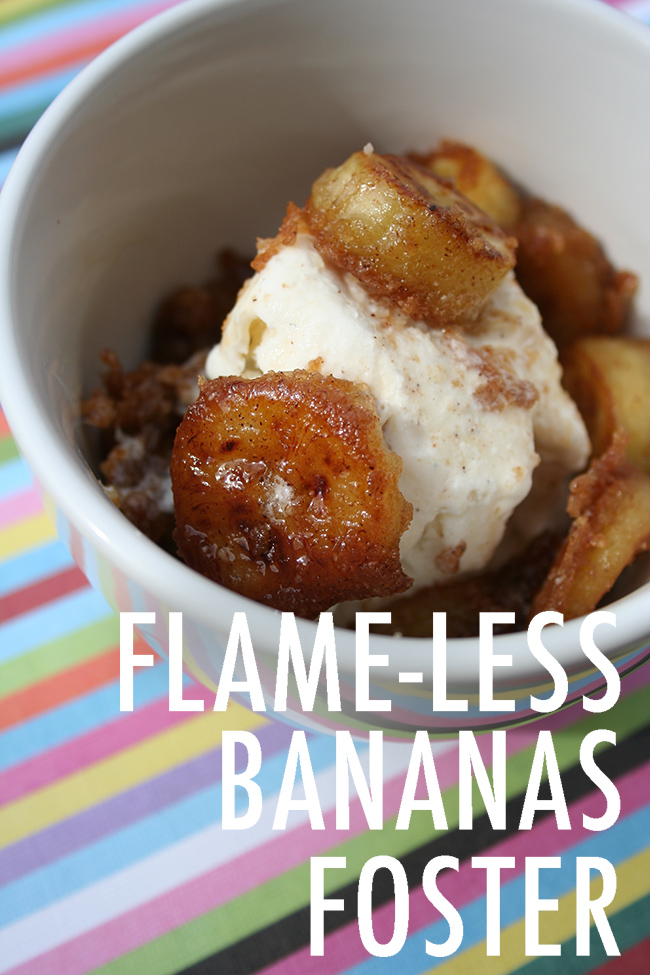How to Make Easy Bananas Foster With No Fire