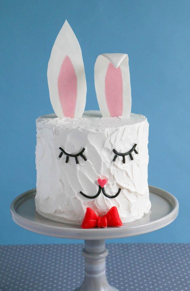 Trendy Bunny Cake   Erin Gardner   Bluprint
