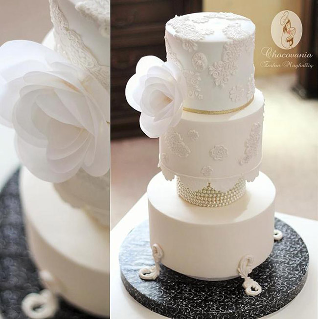 Wedding cake prep tips