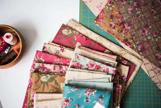 Boundless Rosemoor Fabric