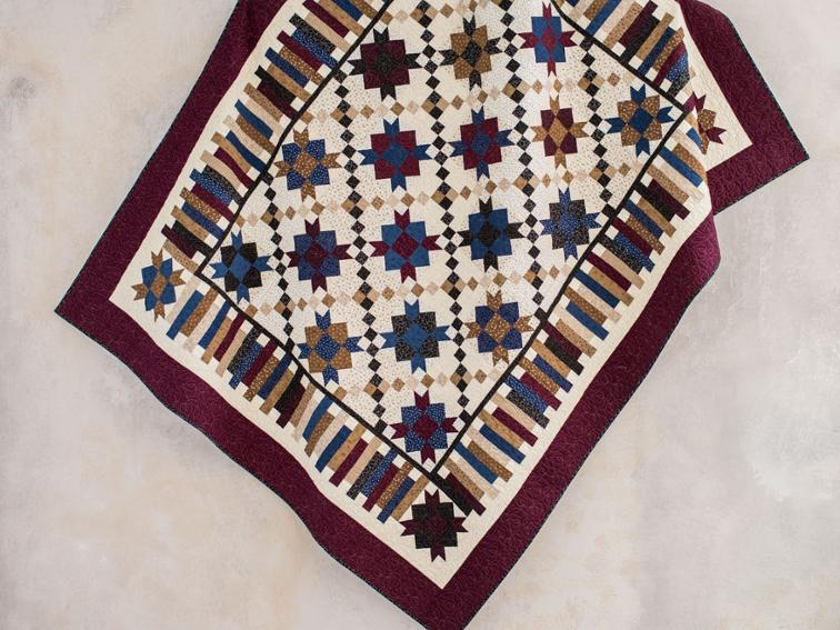 Boundless Pieceful Prairie Quilt KIt