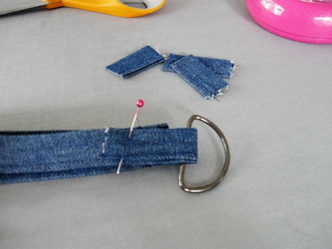 create loop on plant hanger