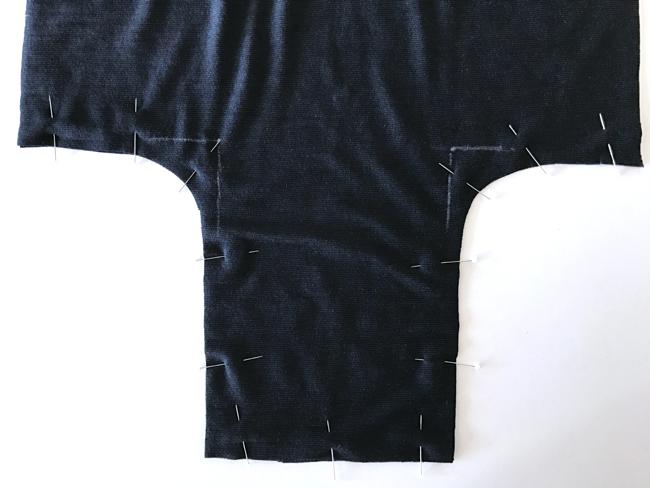 Sewing Invisible Pockets