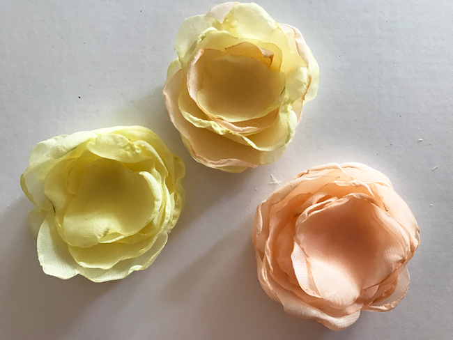 Layered FLower Petals