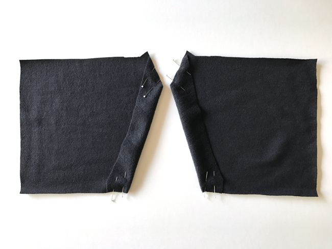 Pockets for DIY hoodie