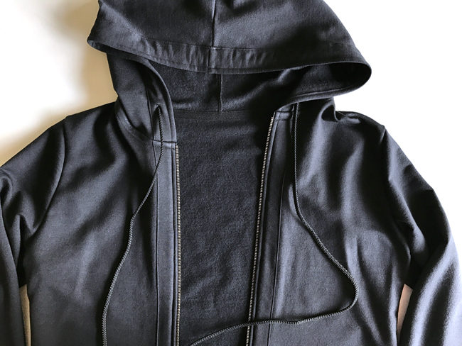 How to Sew a Hoodie