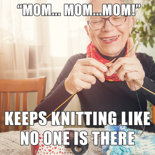 Keep Knitting