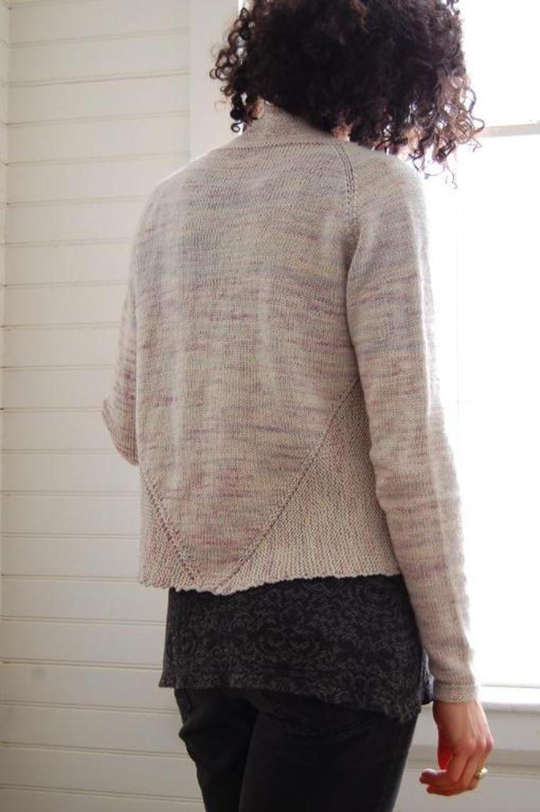 Newsom knitted cardigan