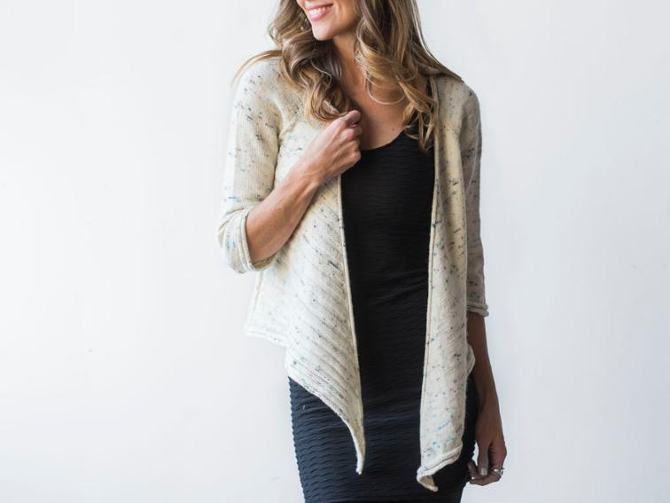 Promontory Point knit cardigan