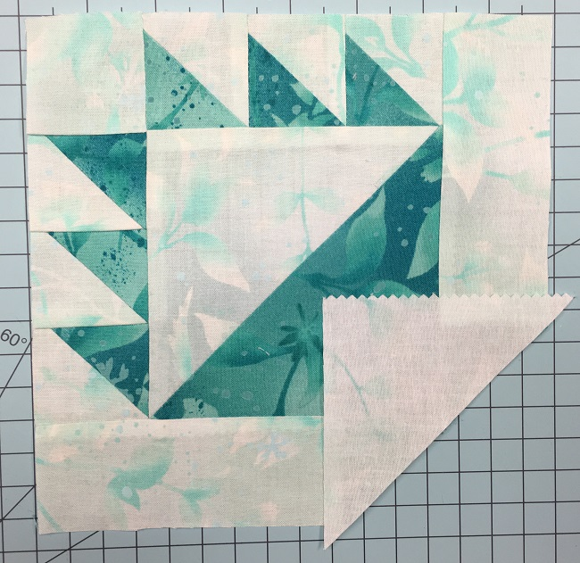 Sewing the Layer Cake Block