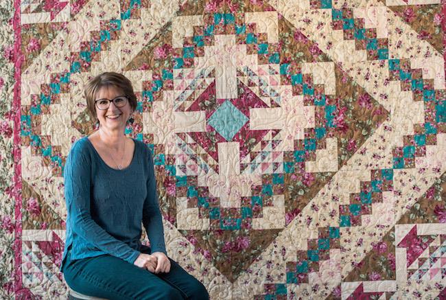 Quilt Designer Kate Colleran