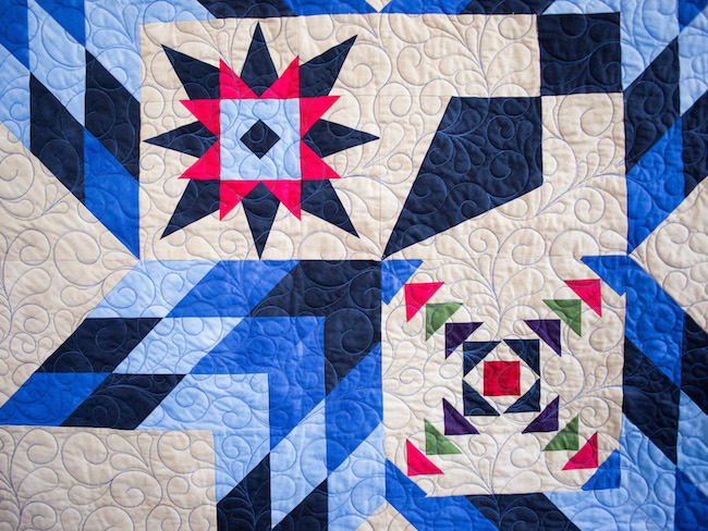 Blazing Star Quilting