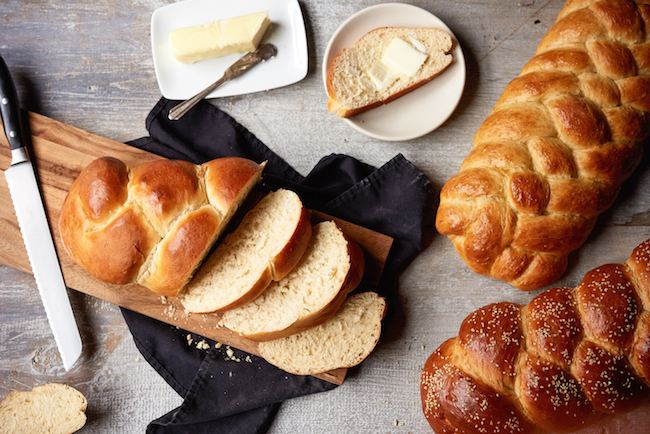 How to bake bread faster