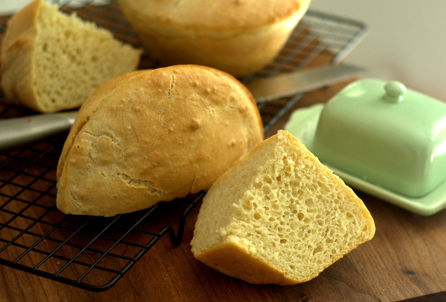 What is Peasant Bread - and How to Make It!