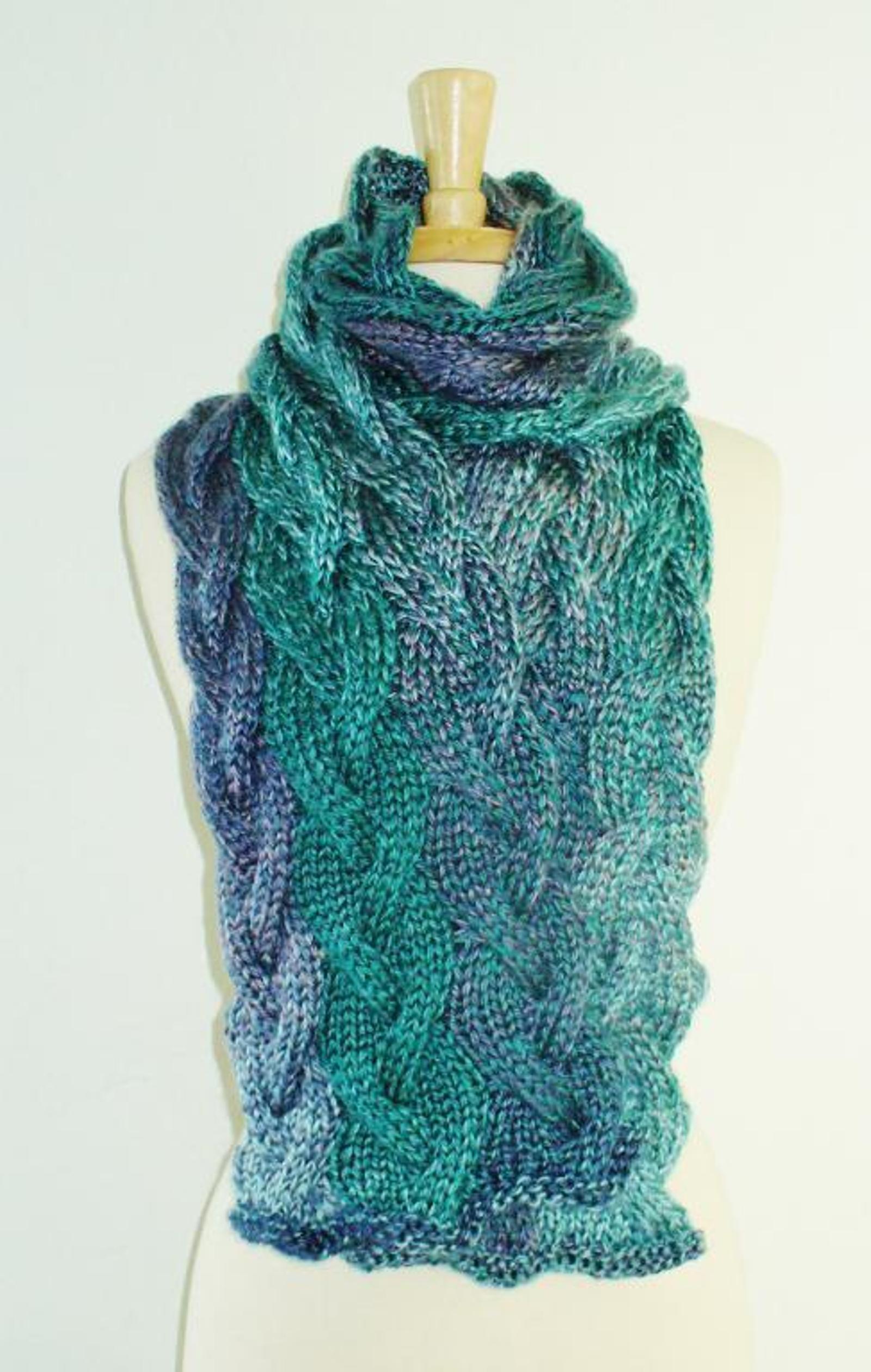 Allison's Braids Knitting Pattern