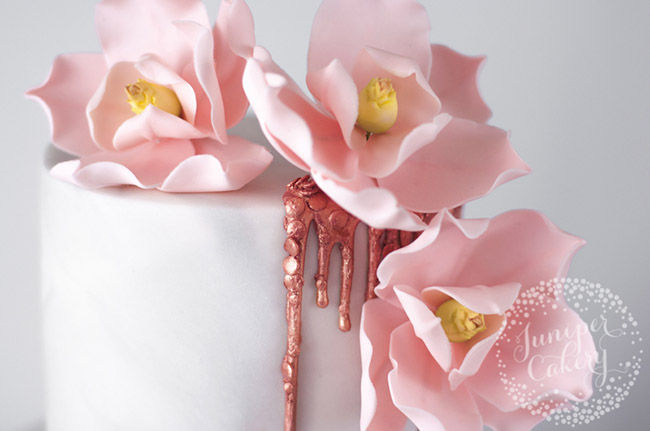 How to prep for stress-free sugar flowers