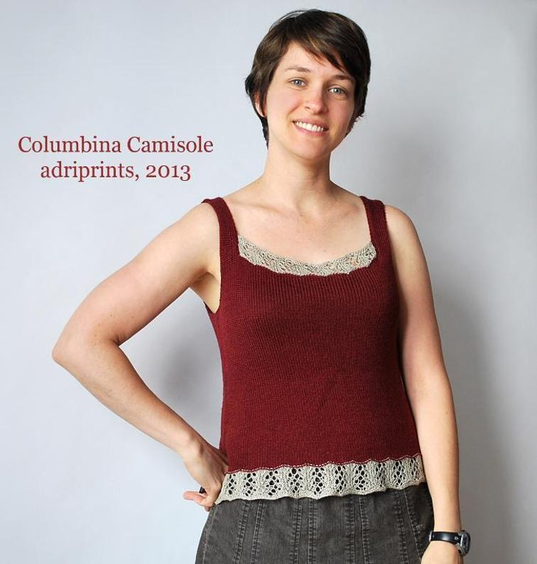 knit Columbina Camisole