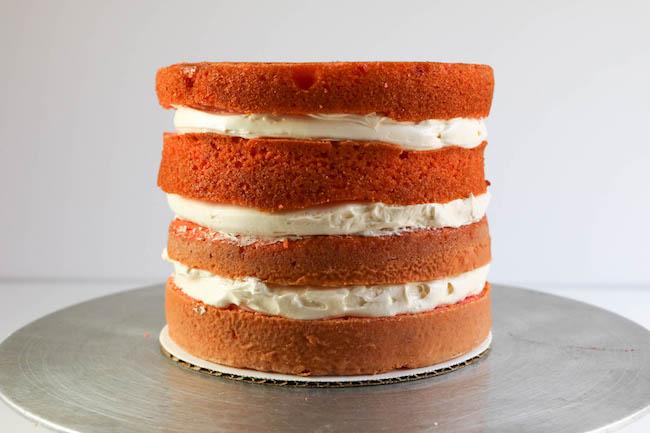 Filled Cake | Erin Gardner | Craftsy