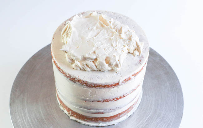 Mound of Buttercream | Erin Gardner | Bluprint