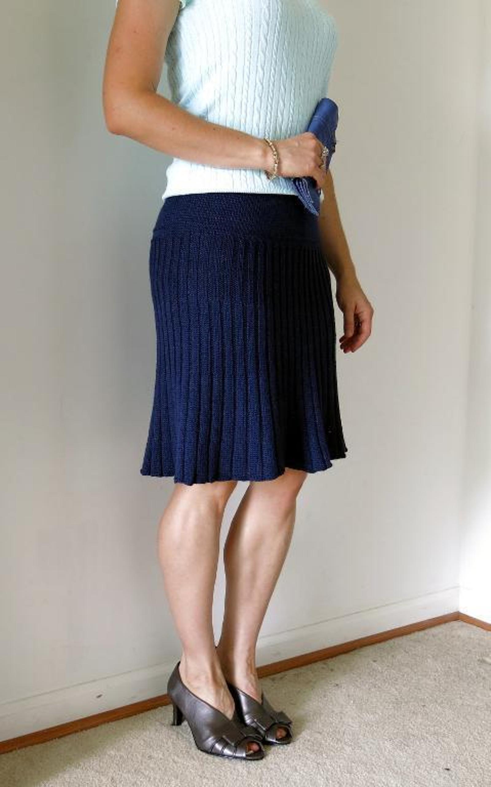 knit Lucine Skirt