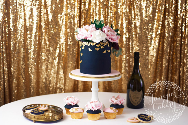 Tips for designing a dessert table