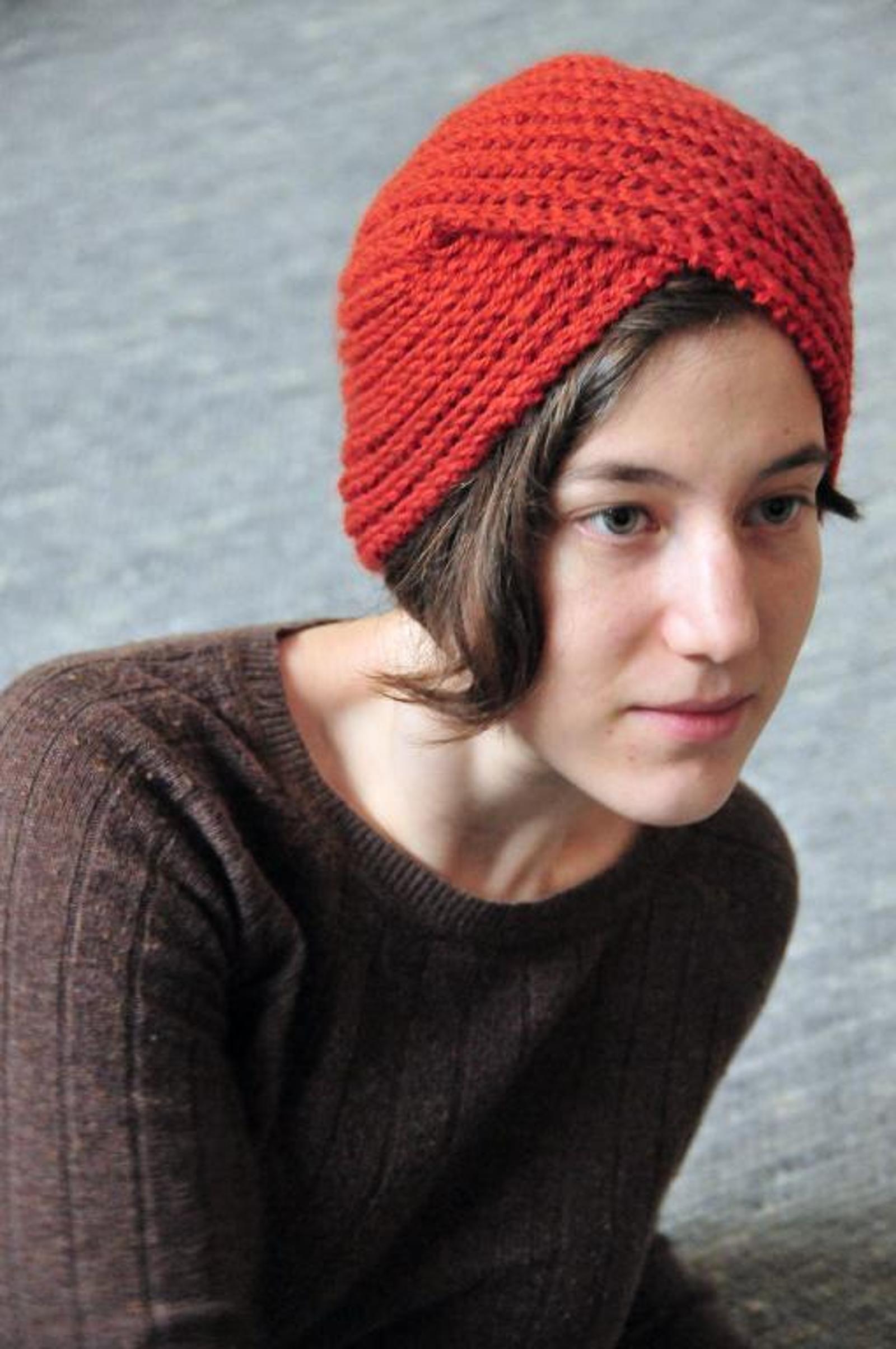 knit Urban Turban