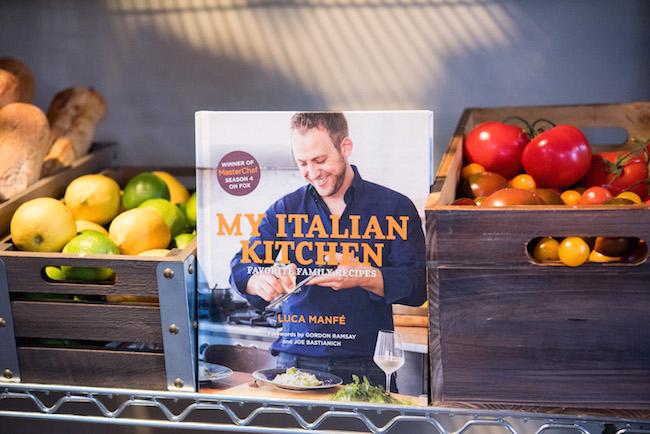 My Italian Kitchen  by Luca Manfe