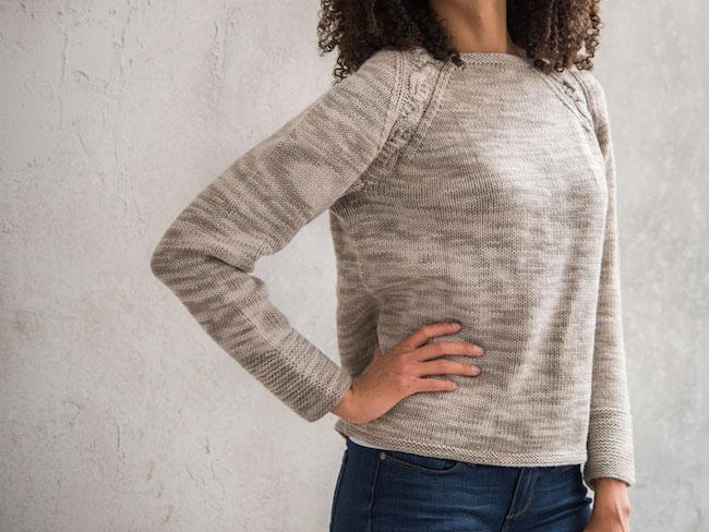 Zadie Knit Sweater