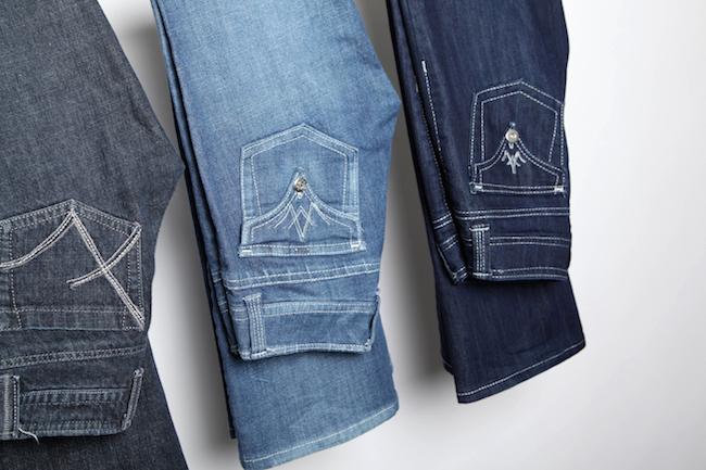 customize jeans