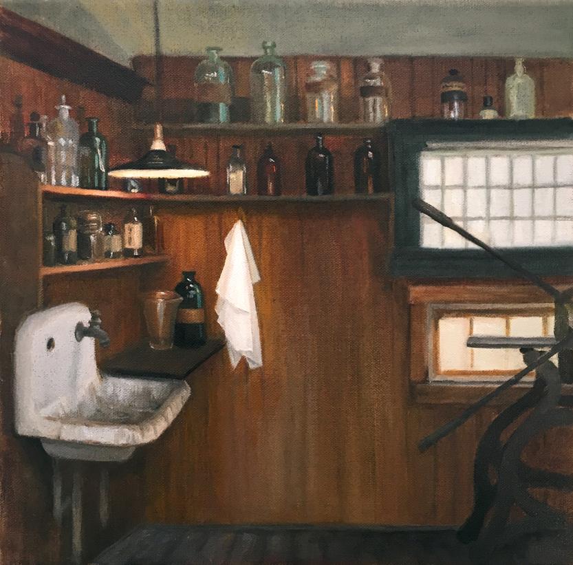 interior painting,studio