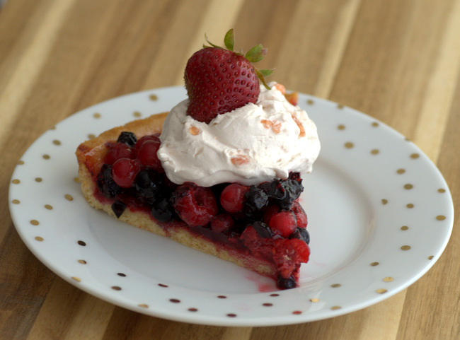 5 Fancy (and Easy) Ways to Finish a Tart: Flavored Whipped Cream