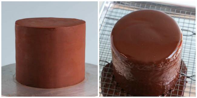 Two Ways to Ganache a Cake | Erin Gardner