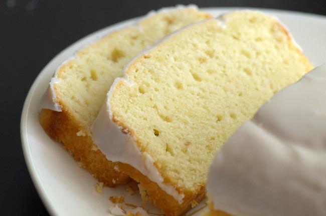 One Bowl Lemon Loaf Cake