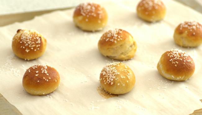 Freshly Baked Pretzel Bites