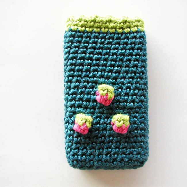 iphone cozy crochet pattern