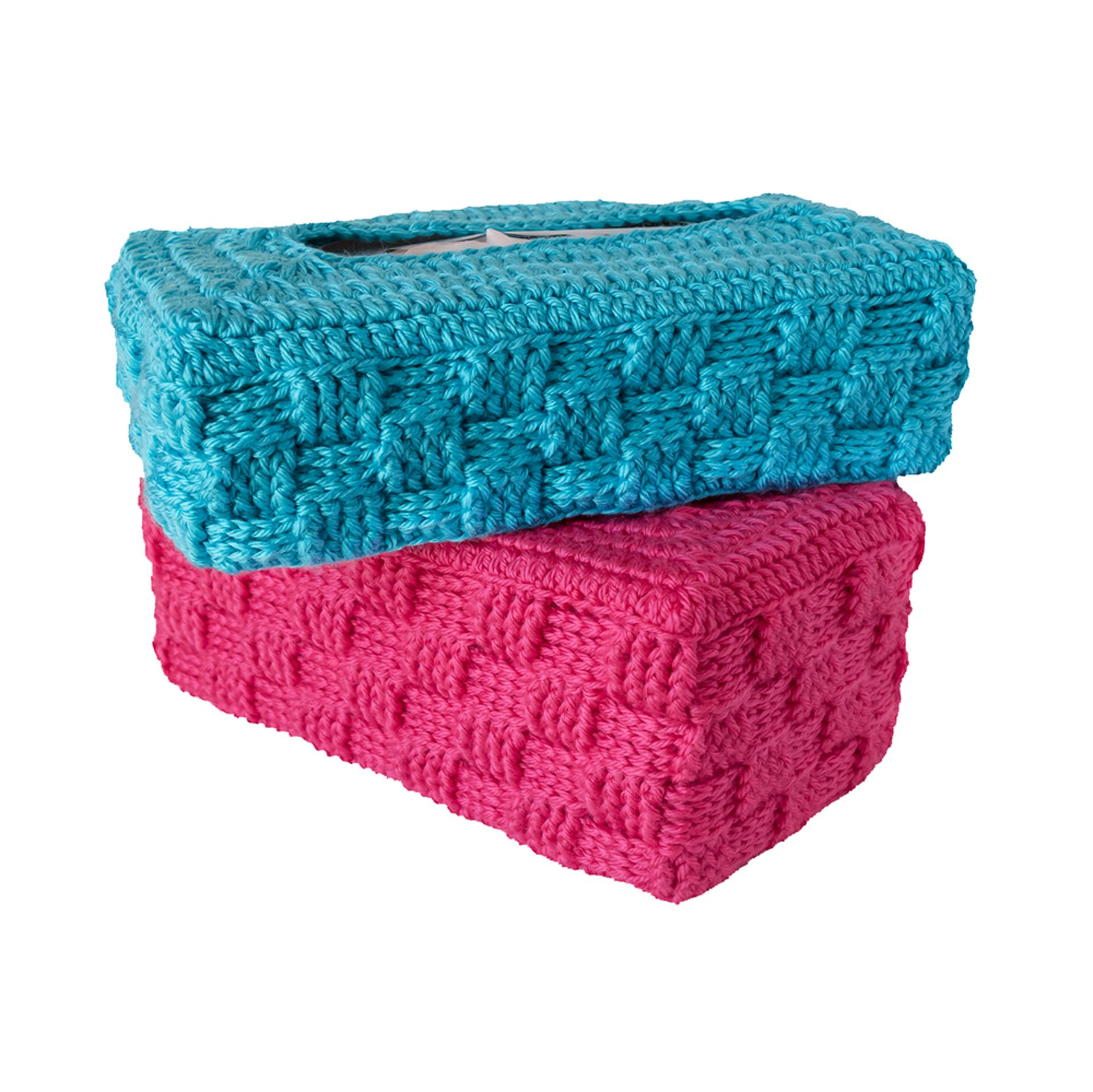 tissue box cozy crochet pattern