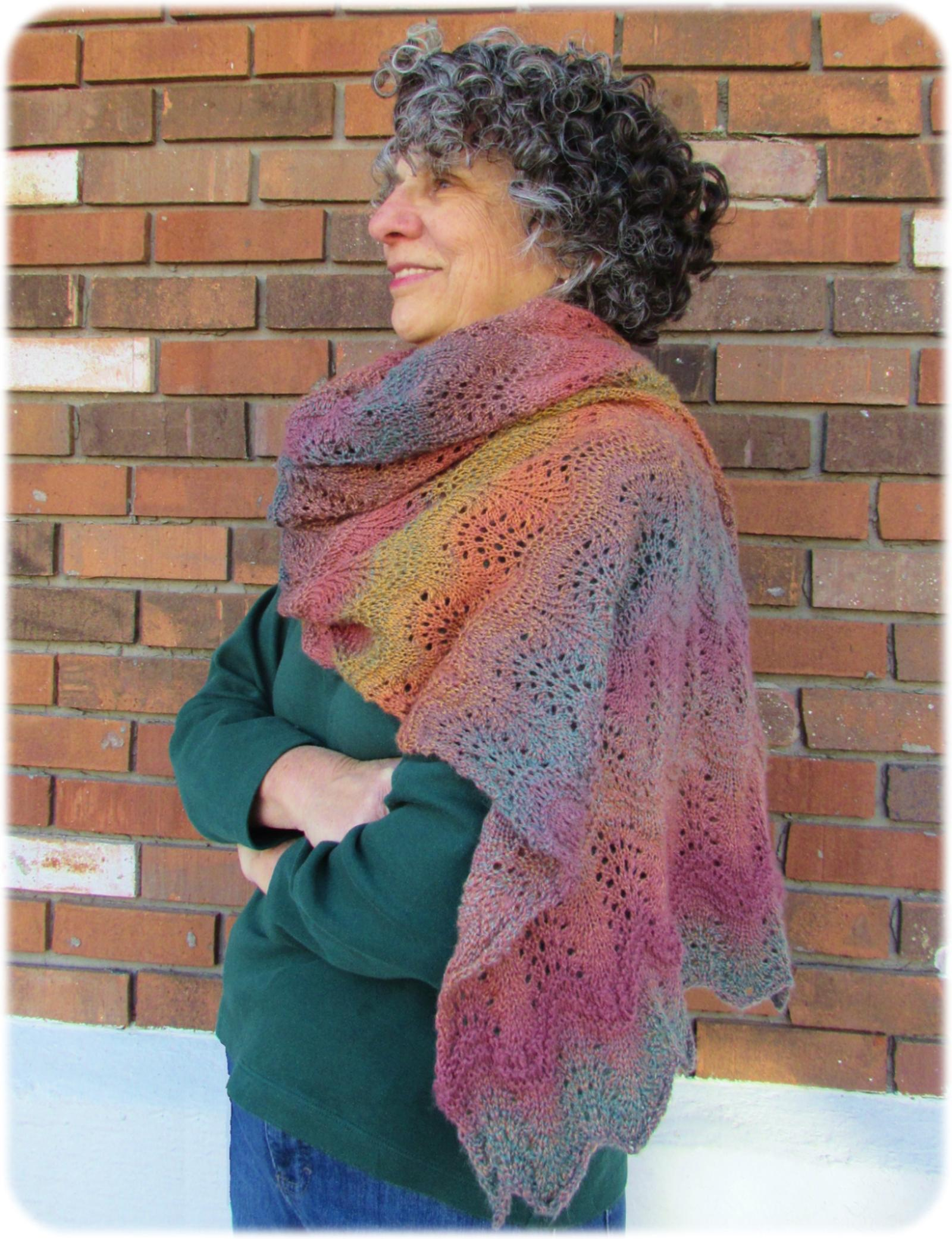 Twist of Fate Knitting Pattern