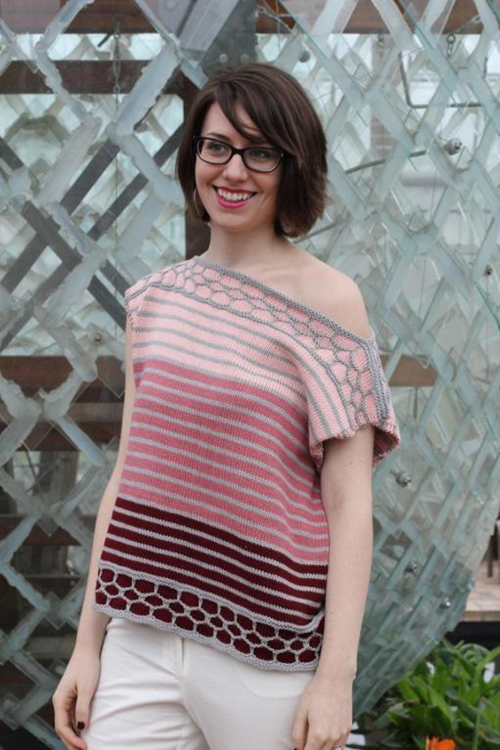 Umbre Lovre Knitting Pattern