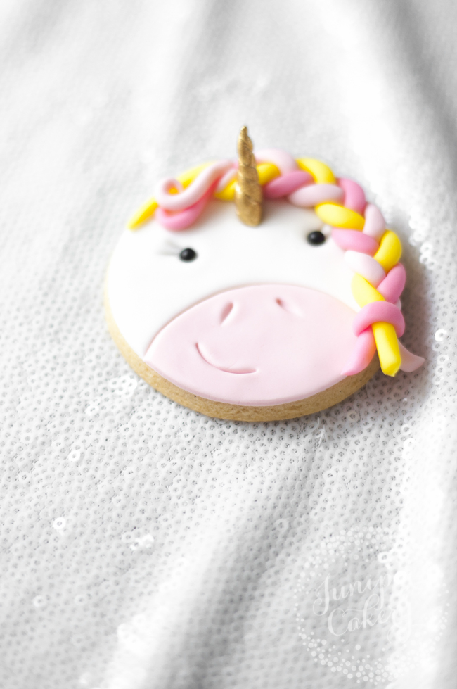 Whip up cute and easy unicorn cookies for parties
