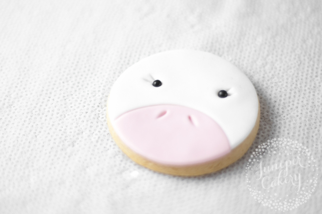 how to decorate easy unicorn cookies